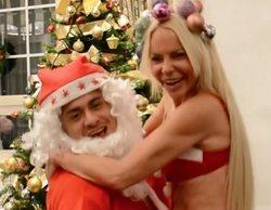 Leticia Sabater se lo monta con Papá Noel y los Reyes Magos en su villancico a lo Mariah Carey