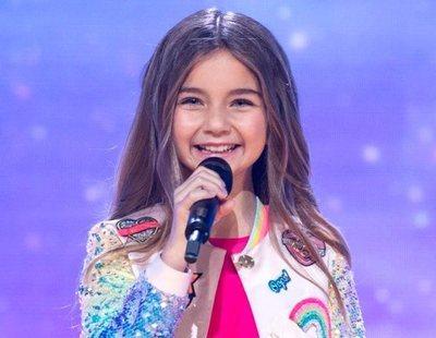La UER desmiente a TVE que Francia cantase en playback en Eurovisión Junior 2020