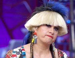 'MasterChef Celebrity 5': La Terremoto de Alcorcón, duodécima aspirante eliminada de la edición