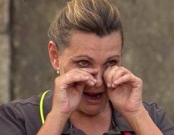 Ainhoa Arteta sufre un ataque de ansiedad en la semifinal de 'MasterChef Celebrity 5'