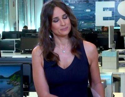 Lorena García, emocionada al dar una noticia sobre el coronavirus que le afecta