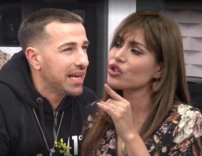 Miriam Saavedra y Rafa Mora protagonizan una fuerte pelea en 'Sola/Solo'
