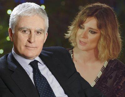 Sandra Barneda desvela cómo fue su primer encuentro con Paolo Vasile