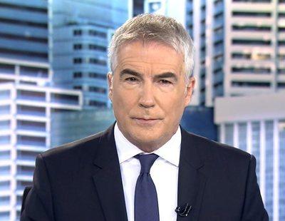 """'Informativos Telecinco' se va a negro en directo: """"Hemos tenido un error de repetición"""""""