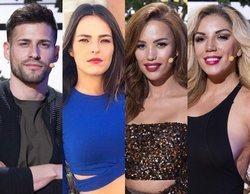 'La casa fuerte 2': Albert, Marta, Cristini y Rebeca, concursantes nominados en la Gala 13 de la edición