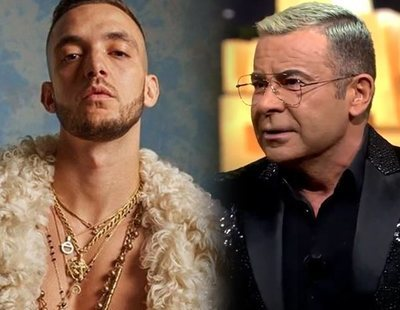 """El lapsus de Jorge Javier al promocionar un concierto: """"Actúan Dua Lupa y Cristian Tangana"""""""