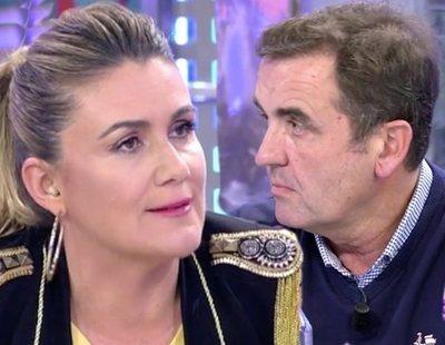 Carlota Corredera abronca a Antonio Montero por sus comentarios machistas