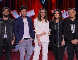 'La Voz' cierra su 2ª edición en Antena 3 con un notable 18,5% de media, manteniendo los datos de la anterior
