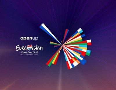Eurovisión 2021 presenta su nuevo logotipo