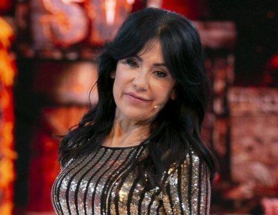 Maite Galdeano, hospitalizada tras una operación