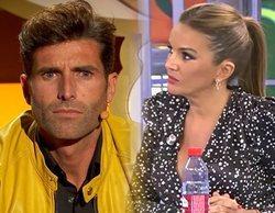 """Efrén se sincera sobre Marta López en 'La casa fuerte': """"La veo más tocada de lo que esperaba"""""""