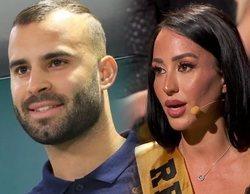 """Aurah reconoce estar al tanto de la ruptura entre Jesé y el PSG en 'La casa fuerte': """"No es por la llamada"""""""