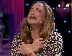 """Samira se derrumba en 'La casa fuerte' al hablar de la muerte de su madre: """"Tengo muchísimo miedo"""""""