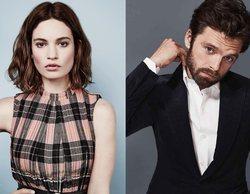 Lily James y Sebastian Stan serán Pamela Anderson y Tommy Lee en una miniserie