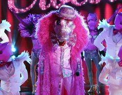 'The Masked Singer' lidera al alza con su final y 'The Amazing Race' resiste