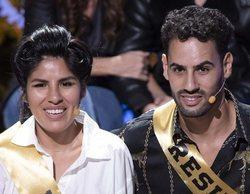 'La casa fuerte 2': Isa Pantoja y Asraf, segunda pareja expulsada de la edición
