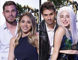 'La casa fuerte 2': Sandra y Tom, y Mahi y Rafa, parejas nominadas de cara a la semifinal de la edición