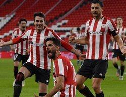 """El Athletic Bilbao-Huesca lidera la noche, mientras que """"La hora de las pistolas"""" conquista la tarde en Trece"""