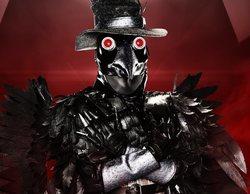 'Mask Singer': Jorge Lorenzo, concursante bajo la máscara de Cuervo, cuarto finalista de la edición