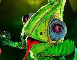 'Mask Singer': Toni Cantó, concursante bajo la máscara de Camaleón, tercer finalista de la edición