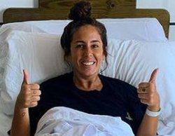 Anabel Pantoja es ingresada de urgencia en el hospital por un problema intestinal