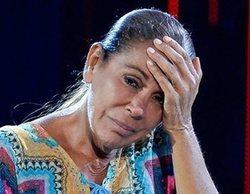 Isabel Pantoja se enfada con una fan que vende bragas y mascarillas con su cara impresa
