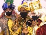 La Policía desaloja un centro comercial con Omar Montes, Luis Rollán y Kiko Rivera como Reyes Magos
