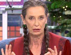 Paola Dominguín enfurece a Jorge Javier Vázquez al afirmar que no se pondrá la vacuna contra la Covid-19