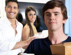 Mediaset estrena la nueva 'Gourmet Edition' en Telecinco y la T3 de 'The Good Doctor' en Cuatro el 12 de enero