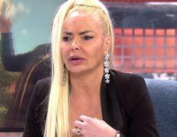 Leticia Sabater da la cara y denuncia los destrozos de la fiesta ilegal en su casa