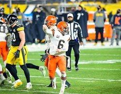 La victoria de los Browns arrasa en NBC superando los 20 millones de espectadores