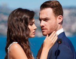 'Love is the air' (7,3%) pincha con su estreno en Telecinco y no puede con el fenómeno 'Mujer' (18,7%)