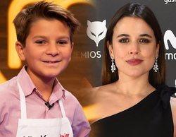 'MasterChef Junior 8' sorprende al desvelar que uno de los aspirantes es primo de Adriana Ugarte