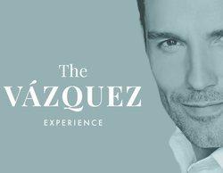 Jesús Vázquez estrena 'The Vázquez Experience', un formato semanal de entrevistas en Mtmad