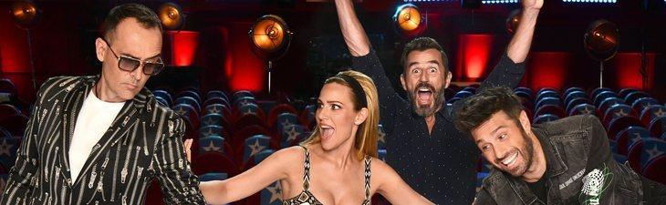 'Got Talent' sube a un 17,4% y logra liderar la noche contra 'El desafío' que baja a un 15,1%