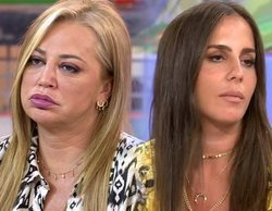 """Belén Esteban explica la jugarreta de Anabel Pantoja que ha acabado con su amistad: """"Me ha defraudado"""""""