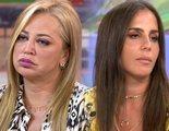 """Belén Esteban explica su enfado con Anabel en 'Sálvame': """"Hay cosas que no tienes que decir si eres mi amiga"""""""