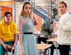 El reboot de 'Salvados por la campana' renueva por una segunda temporada