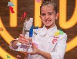 Aurora, ganadora de 'MasterChef Junior 8'