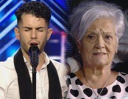 """Cristian derrocha talento en 'Got Talent' en honor a su abuela: """"No necesito a mi madre, porque tengo su amor"""""""