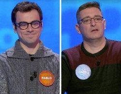 El duelo de Luis y Pablo en 'Pasapalabra' llega a su fin: Uno de los dos abandonará el programa