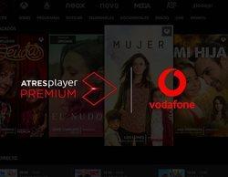 Atresplayer Premium ya está disponible para los abonados a Vodafone TV