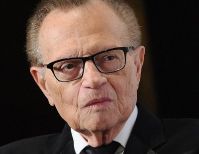 Muere Larry King, histórico presentador estadounidense, a los 87 años por coronavirus