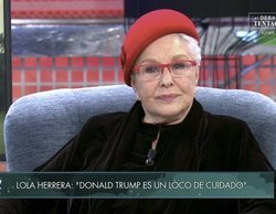 """Lola Herrera se sincera en 'Sábado deluxe': """"Me han puesto mucho los cuernos"""""""