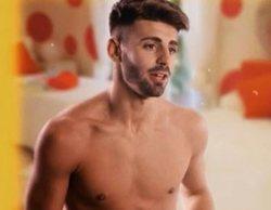 """Isaac de 'La isla de las tentaciones 3' responde a la difusión de su vídeo desnudo: """"Disfrútalo"""""""