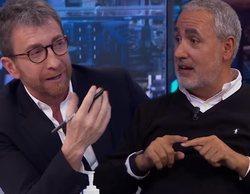 Pablo Motos y Jorge Salvador habrían facturado 22 millones de euros en 2019 gracias a su productora