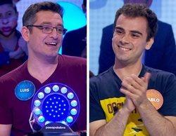 Antena 3 pone fecha al último duelo en 'Pasapalabra' entre Luis y Pablo: el martes 26 de enero