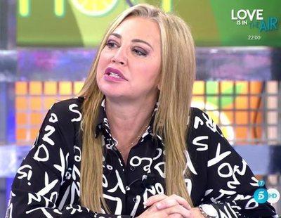 Kiko Matamoros riñe a Belén Esteban por decir que Antonio Montero parece del Opus