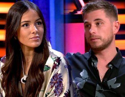 Tom Brusse se disculpa con Melyssa en su reencuentro en 'El debate de las tentaciones'