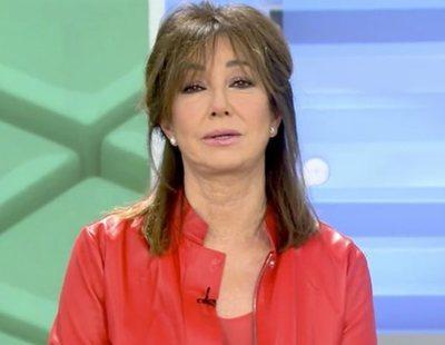 """Ana Rosa critica la marcha de Illa como ministro: """"Le ha dado un portazo a los españoles"""""""